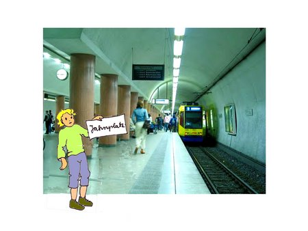 22 U-Bahn Bielefeld total