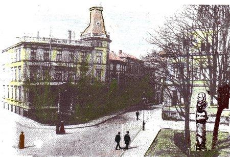 Jahnplatz bunt