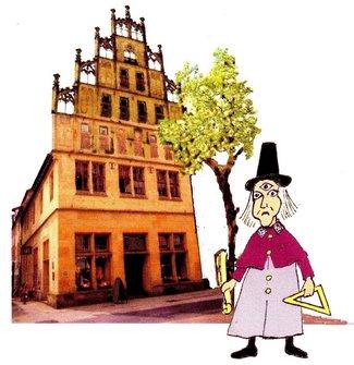 Gruselhaus mit Archi