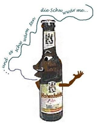 Bierflasche erzählt