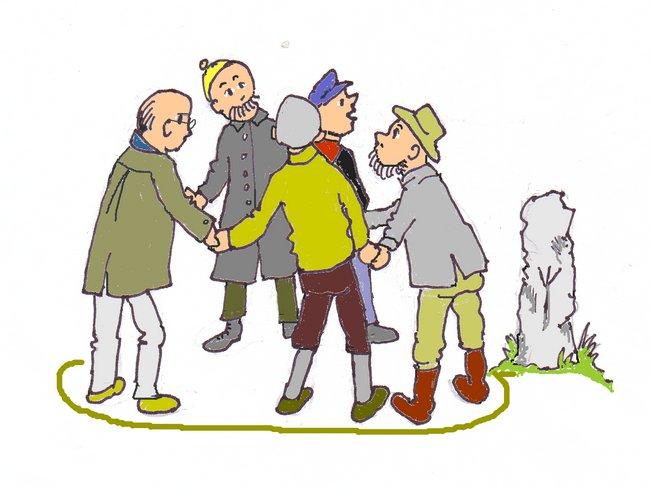Donnerburg Männerkreis