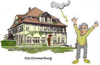 Donnerburg Titelbild