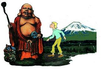 7 Hoteioshomit Berg und Lumpi