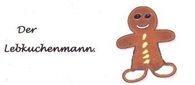 Lebkuchenmann Titel