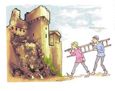 9 Burg erstürmen