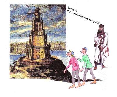 9 Turm von Alexandria