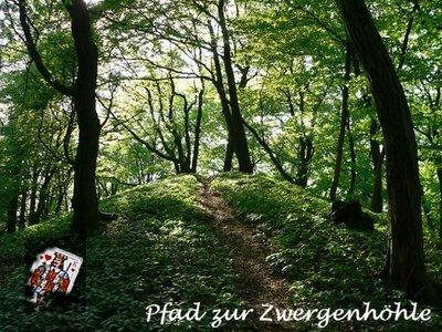 Golemhöhlenweg