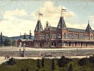 Schuetzenhaus auf dem Johannisberg+