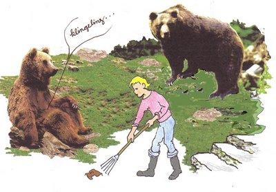 13 Bärengehege