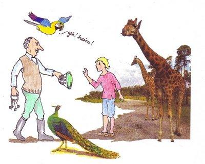13 Zoo Ende