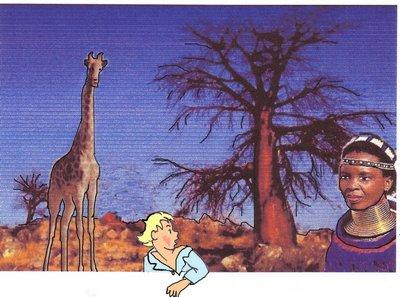 17 Giraffe