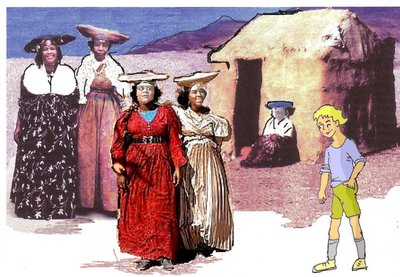 17 Hereros neu mit Lumpi
