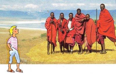 17 Massai