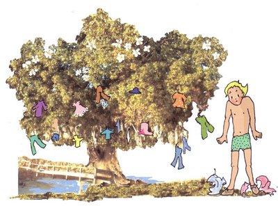 23 Kleiderbaum