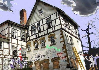 Eichhof Graffiti