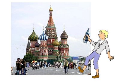 34 Moskau mit Lumpi