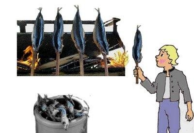 34 Stockfisch mit Lumpi