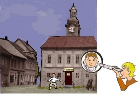 40 Rathaus mit Lumpi 2