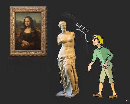 33 Mona Lisa