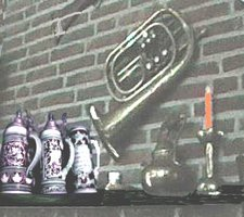 Fuhrmann Bierseidel Trompete