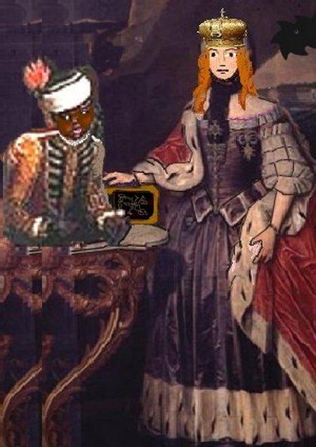 Jett Charlotte mit Krone 2