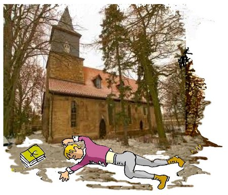 Schmidts Frau Kirche 2