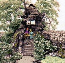 Sudel Gartenhaus