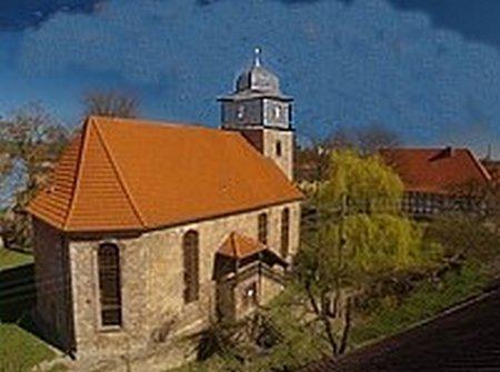 Kloster Kirche Westgreußen
