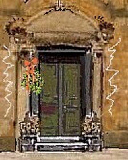 Chronossen Tür gewalpert 2