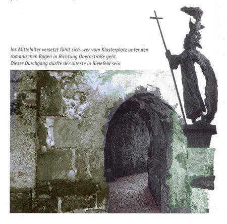 Lügentunnel Tor Engel Bild