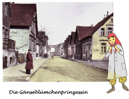 Gänseblümchen Straße