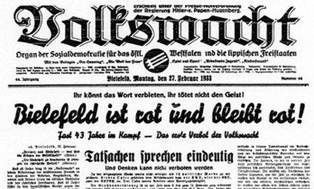 Mord Bielefeld ist rot