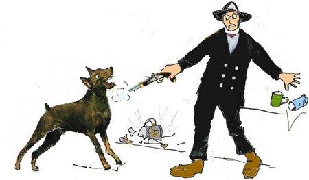 Mord Hund tot
