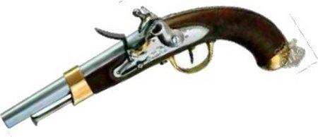 Mord Pistole