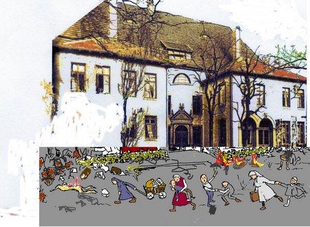 Grafenhof Mit Flücht