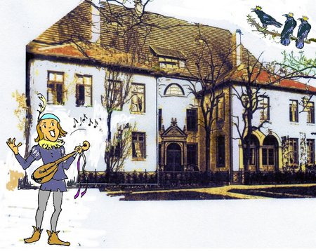Grafenhof mit gutem sänger