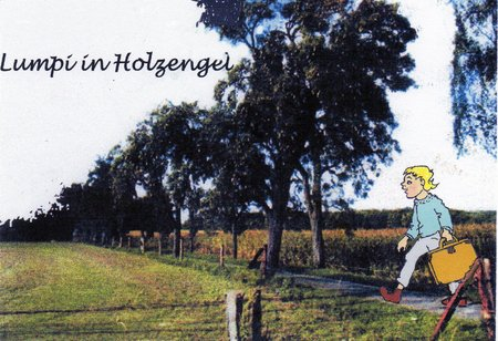 dorf Alleee Holzengel
