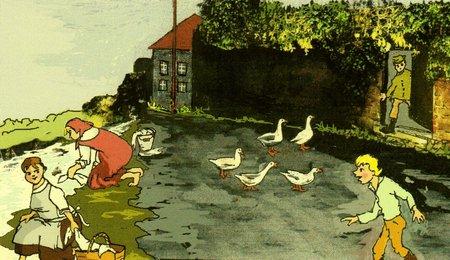 Dorf Wäsche lüttern neu (2)